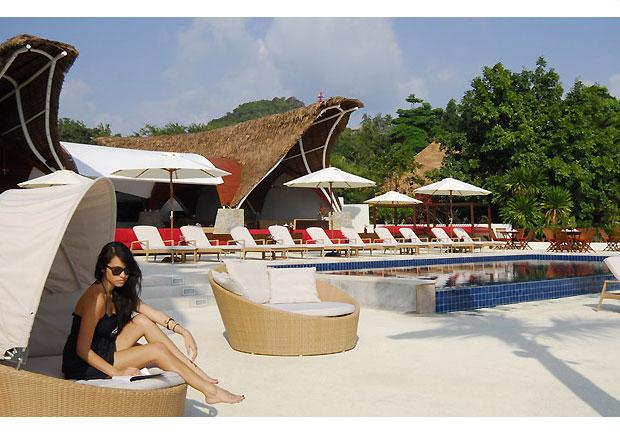 Аренда виллы Penthouse Sky Pool Villa BR на 4 гостей +дети