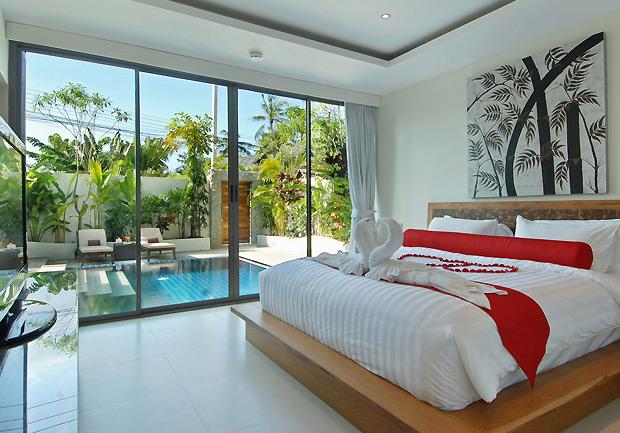 Аренда виллы Modern Pool Villa Deluxe BR на 4 гостей +дети