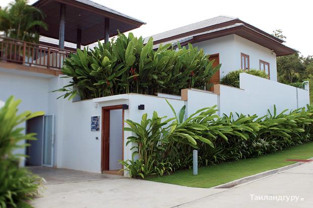 Аренда виллы Horizon Villa 20G на 4 гостей +дети