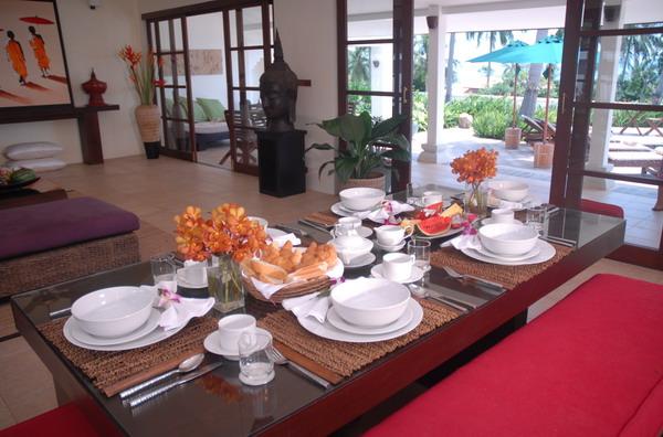Аренда виллы Ban Khao на 6 гостей
