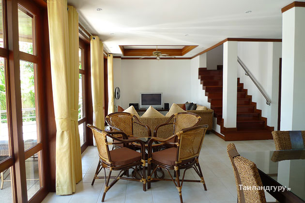 Аренда виллы Tong Son Bay Villas на 8 гостей + 4 ребенка